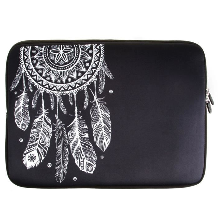 13 3 pouces dreamcatcher notebook laptop sleeve ordinateur for Housse ordinateur 13 pouces