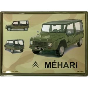 citroen mehari achat vente citroen mehari pas cher cdiscount. Black Bedroom Furniture Sets. Home Design Ideas