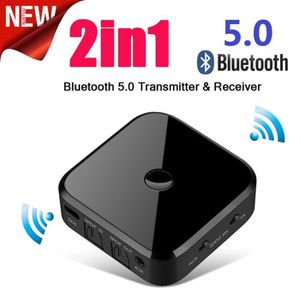 Récepteur audio 2in1 Bluetooth V5 Transmitter Receiver Adaptateur