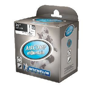 Chambre air v lo michelin aircomp mountain 26 prix for Taille chambre a air velo