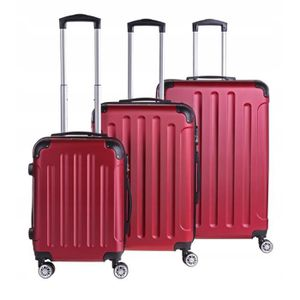 SET DE VALISES Berlin | Set 3 Valises/ Baggage Voyage soute/cabin