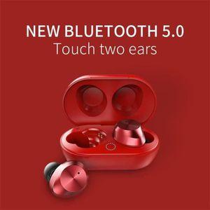 CASQUE - ÉCOUTEURS Bluetooth 5.0 Écouteurs In-Ear Sans Fil Earplug To