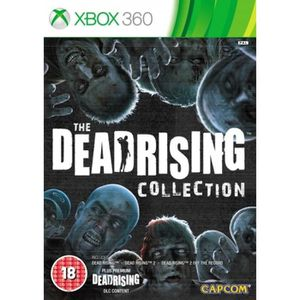 JEU XBOX 360 Dead Rising Collection (Xbox 360) [UK IMPORT]