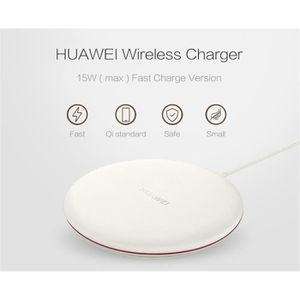 CHARGEUR TÉLÉPHONE Chargeur Sans Fil Huawei Smart Quick 15W(Max)Pour