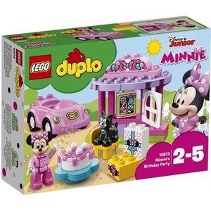 ASSEMBLAGE CONSTRUCTION LEGO® DUPLO® Disney™ 10873 La fête d'anniversaire