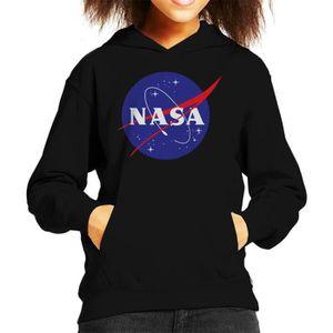 SWEATSHIRT The NASA Classic Insignia Sweat à Capuche Enfant