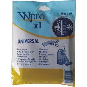 PIÈCE ENTRETIEN SOL  filtre universel moteur aspirateur WPRO 4819817292