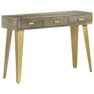 Decoratie Tedy 2 Drawer Console Table