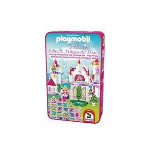 UNIVERS MINIATURE Schmidt Spiele - 51287 - Jeu De Poche - Playmobil,
