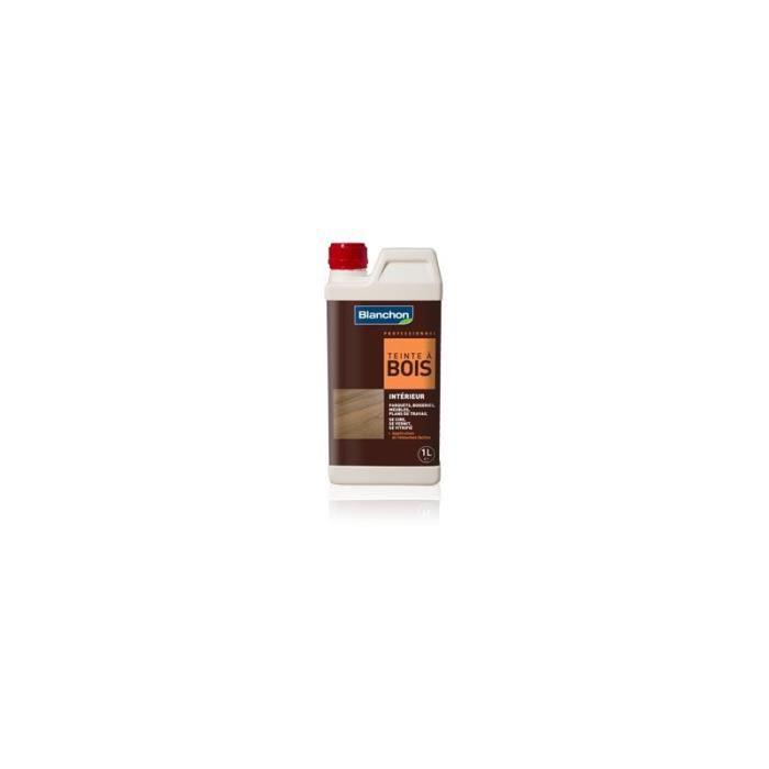 Teinte à bois - wengé - 5 litres - Blanchon