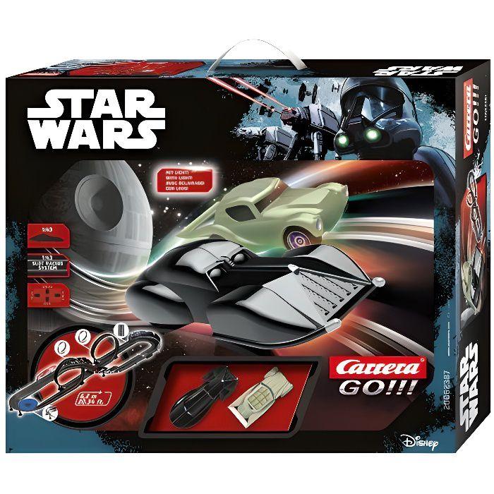 Circuit Miniature - Carrera GO!!! 62387 Coffret Star Wars
