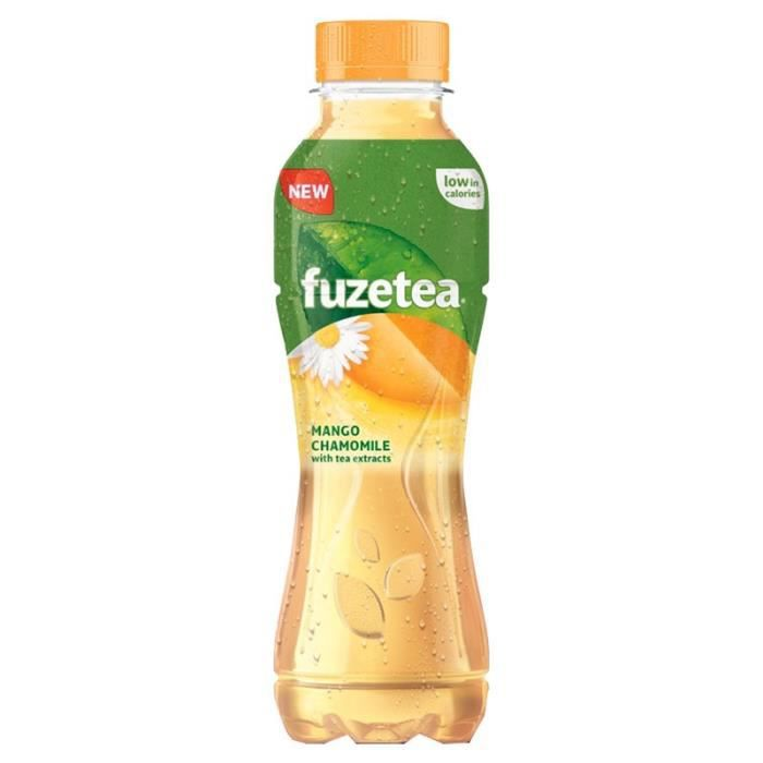 Fuze Tea - Fuze Tea Harmony Mangue et Camomille 40cl (pack de 24)