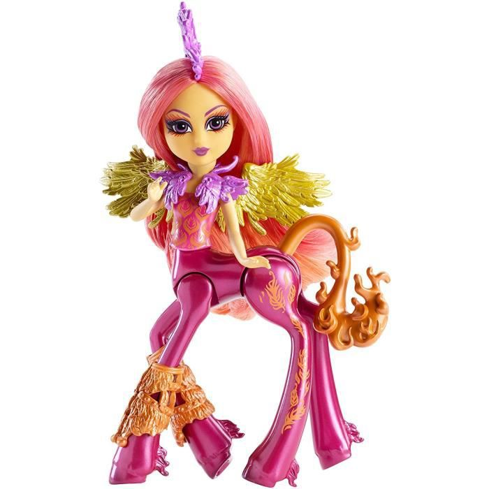 Monster High Fright-Mares DJF13. Flare Blaze poupée.