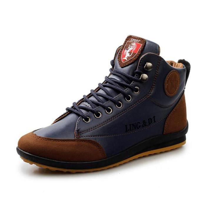 Haut-dessus Chaussures Homme Baskets Homme Chaussures De Course