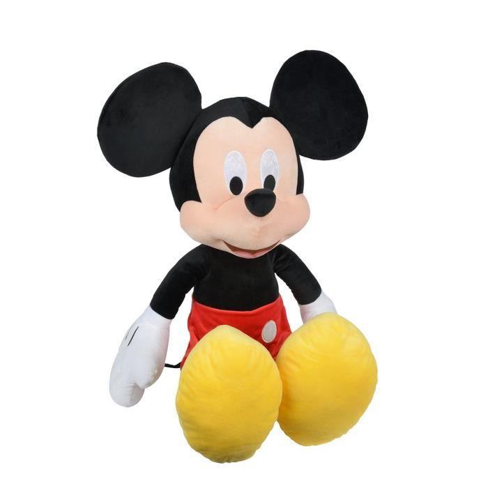 Simba 6315874870 - Disney Peluche Figurine, Mickey, 80 Cm RAR5V