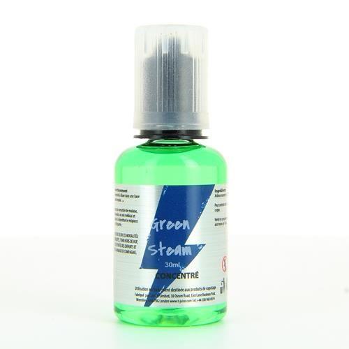 E-liquide Green Steam Concentre T Juice 30ml