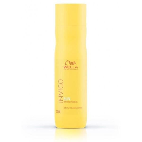Shampooing Nettoyant Apres-soleil Invigo Sun 250ml