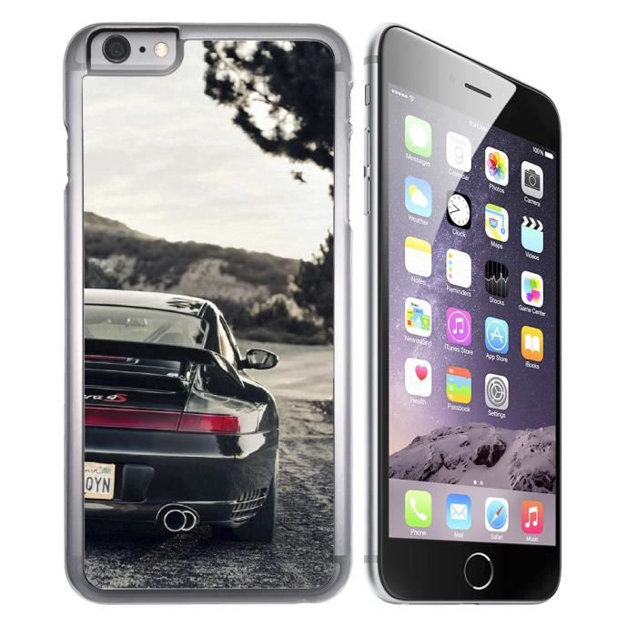 coque porsche iphone 8