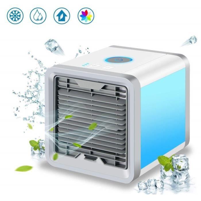 DÉSHUMIDIFICATEUR  refroidisseur d'air, espace personnel portable cl