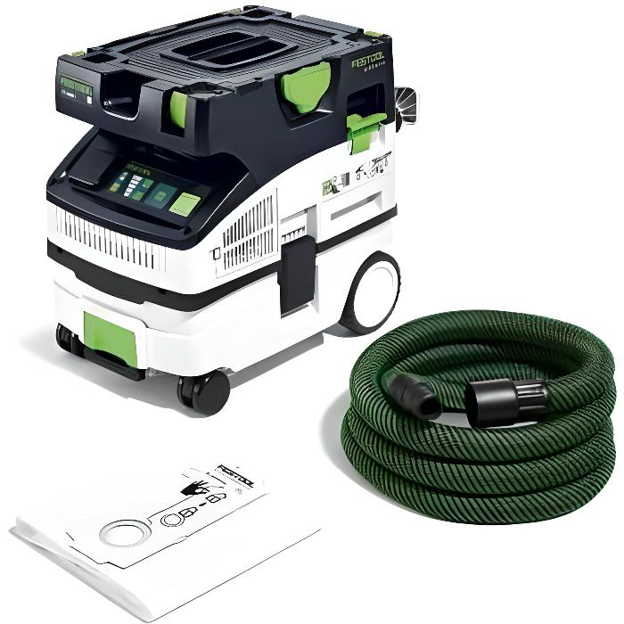 ASPIRATEUR INDUSTRIEL FESTOOL Absaugmobil CTL MINI I CLEANTEC – 574840 A