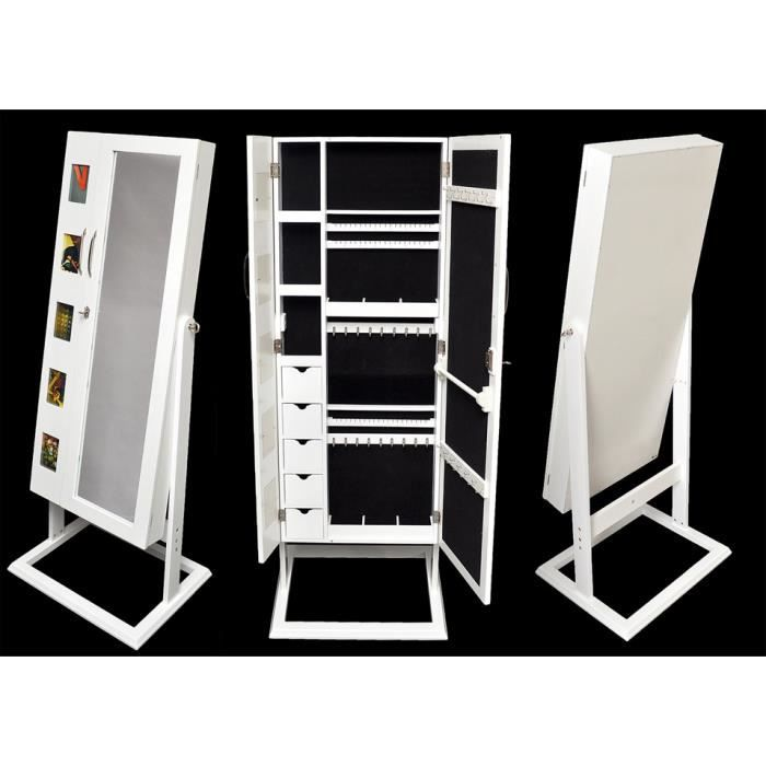 armoire bijoux les bons plans de micromonde. Black Bedroom Furniture Sets. Home Design Ideas