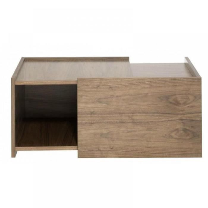 cube coffe table basse design bois rangements desi achat vente table basse cube coffe table. Black Bedroom Furniture Sets. Home Design Ideas