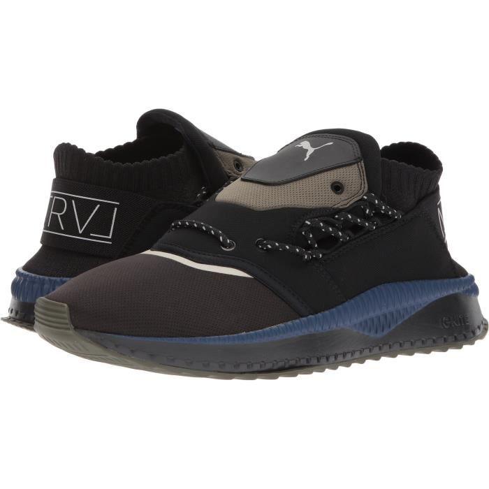 Puma Tsugi Shinsei Staple Hommes Noir Mesh Chaussures de sport Chaussures à lacets QORNT 36