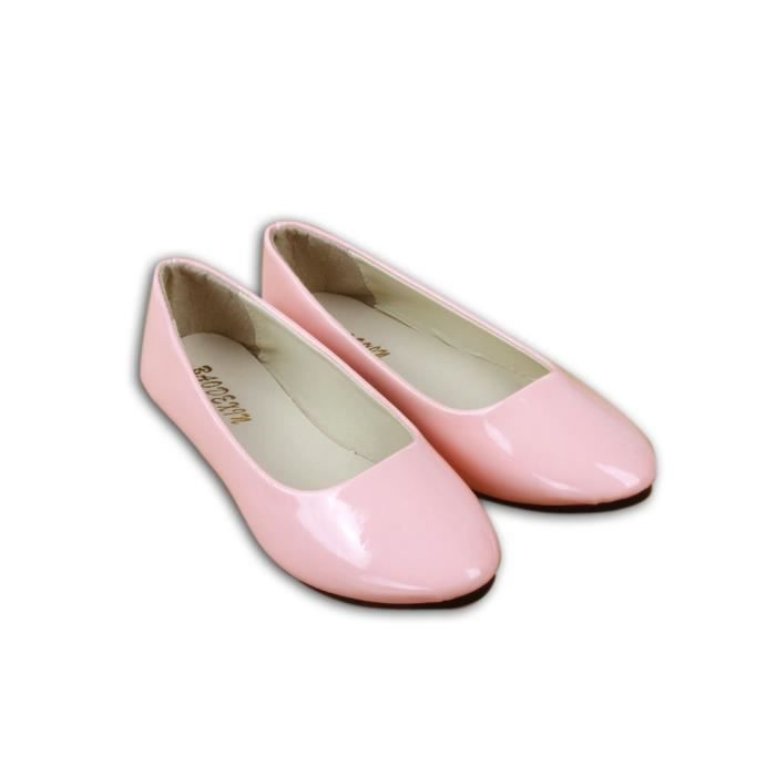 Yh Solid Color Ballet Flats Shoes G2JCG Taille-37
