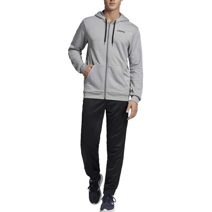jogging adidas hommes gris
