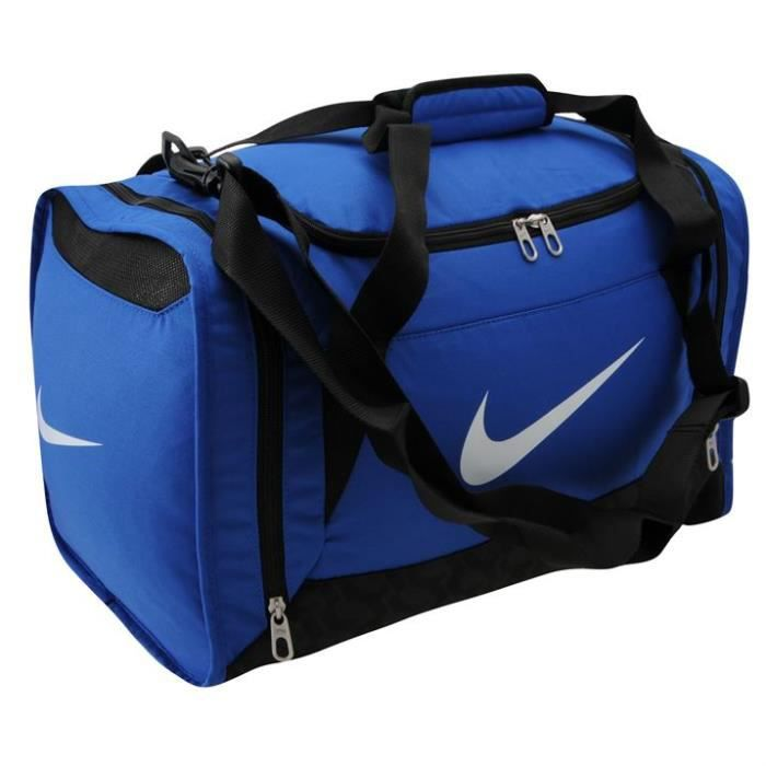 sac de sport nike brasil bleu. Black Bedroom Furniture Sets. Home Design Ideas