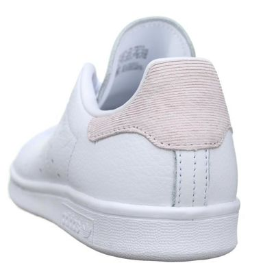 low priced c2769 8ad9c Femme B41625 Smith rose Stan W Basket Adidas Blanc dUgSwZ