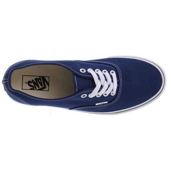 Baskets Vans Authentic Estate Bleu Blue/True White A38EMQ9X Bleu Bleu Estate - Achat / Vente basket 91a7ce