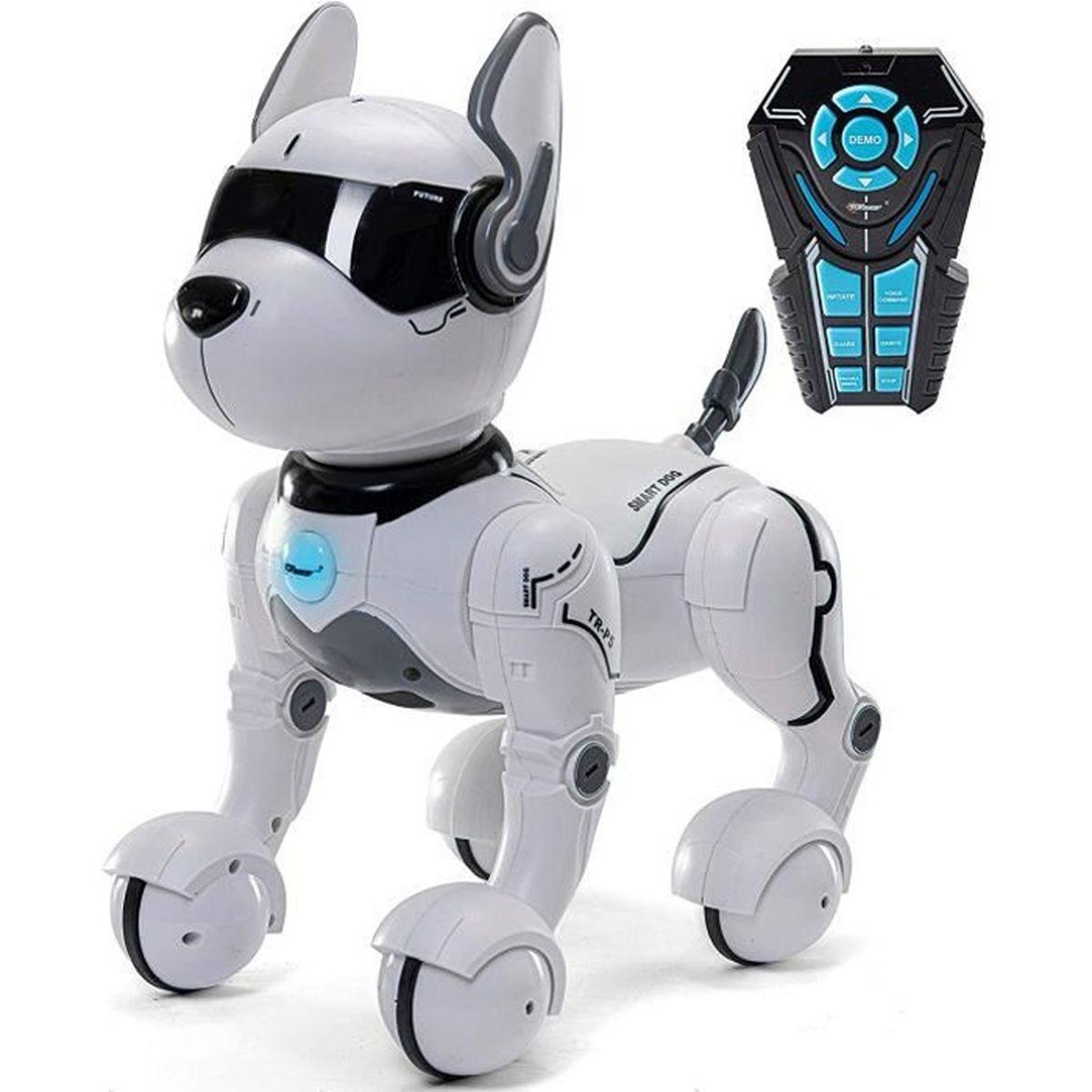Jouet Pour Enfants Jouet Robot Télécommandé Pour Chien Robot Et Jouet Dansant Imiter Des Animaux Chien Ne Parle Que Langlais