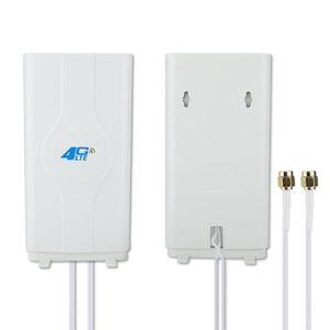 COUPLEUR D'ANTENNE Antenne à plaque de gain élevé pour l'intérieur 4G
