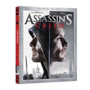 BLU-RAY FILM DVD Italien importé, titre original: assassin's cr