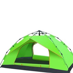TENTE DE CAMPING Tente automatique extérieure sautent le camping im