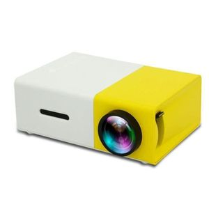 Vidéoprojecteur YG300 1080P Home Cinéma Cinéma USB HDMI AV SD Mini