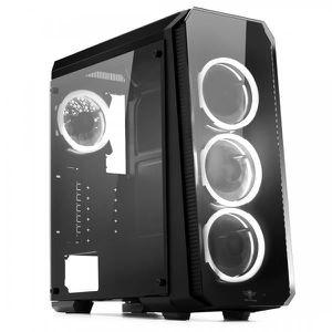 UNITÉ CENTRALE  Pc Gamer Deathmatch 8 White AMD Ryzen 3 1300X  - n