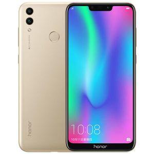 Téléphone portable Huawei Honor play 8C Smartphone débloqué 4 Go RAM