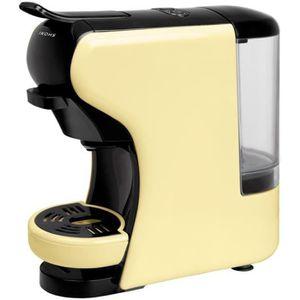 MACHINE À CAFÉ Machine à Café, Expresso et capsules Vanille 19 BA