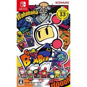 JEU NINTENDO SWITCH KONAMI Super Bomberman R NINTENDO SWITCH Import Ja