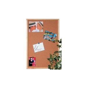 Cadre en Bois Liège Board Avec Broches Pour École Ou Bureau 400 x 600 mm made in UK