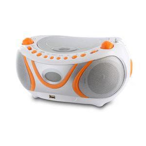 RADIO CD CASSETTE Metronic 477133 Radio - Lecteur CD - MP3 Portable