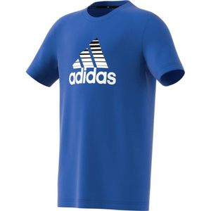 closer at nice cheap new photos Tee shirt adidas enfant