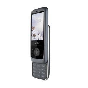 Téléphone portable Telephone Portable Echo Slide Bleu Ardoise