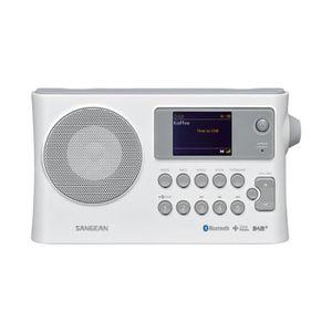 Radio réveil Récepteur portableDAB+ / FM-RDS avec BluetoothSA
