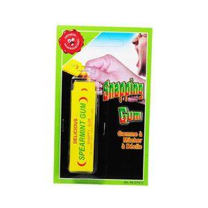 FARCE ET ATTRAPE Chewing gum tape doigt
