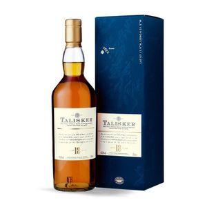 WHISKY BOURBON SCOTCH Whisky Talisker 18 Ans