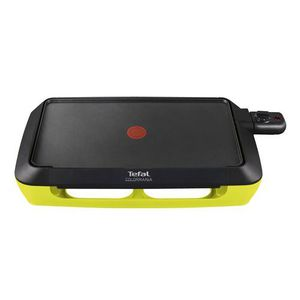 PLANCHA DE TABLE TEFAL PLANCHA COLORMANIA 37.5X24 2000W*VE/NR*N