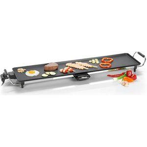 GRILL ÉLECTRIQUE TRISTAR Grill de table Teppan Yaki  XL - 1800W